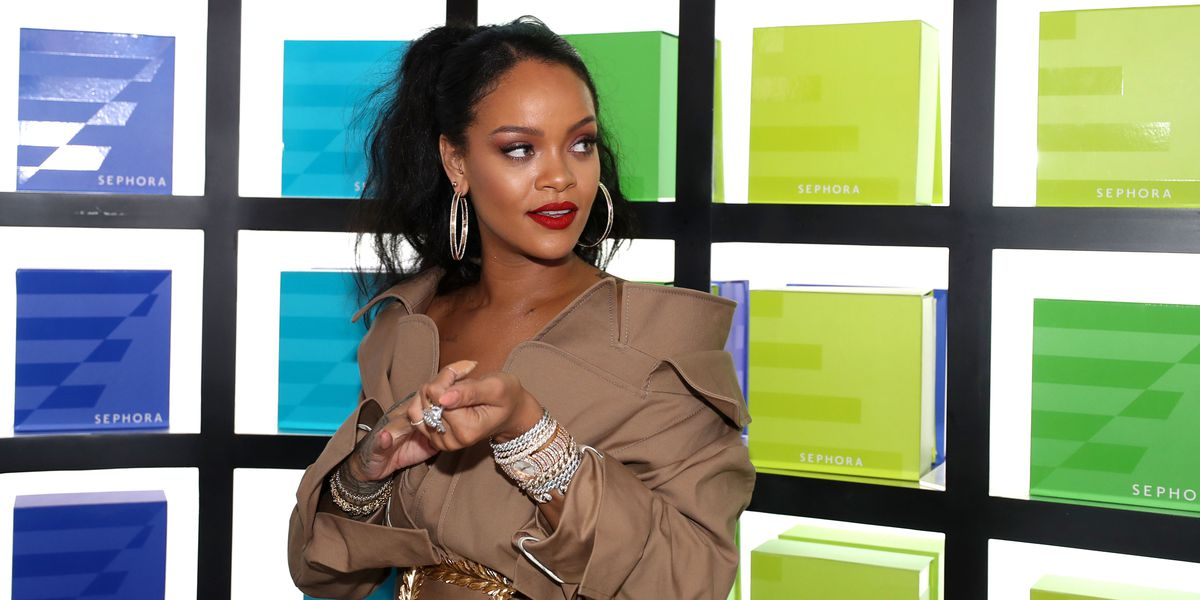 Rihanna Reportedly Is Renting Private English Island to Work on New Music